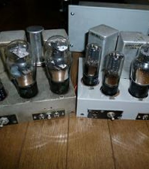 Western Electric 95A Power Amplifiers ¥540,000/Pair