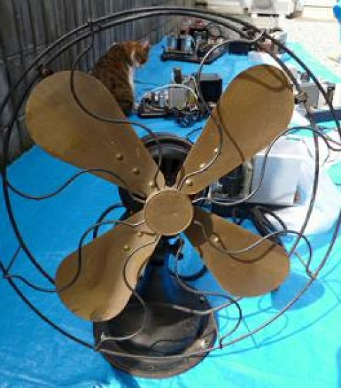 Western Electric Fan 43cm ¥64,800