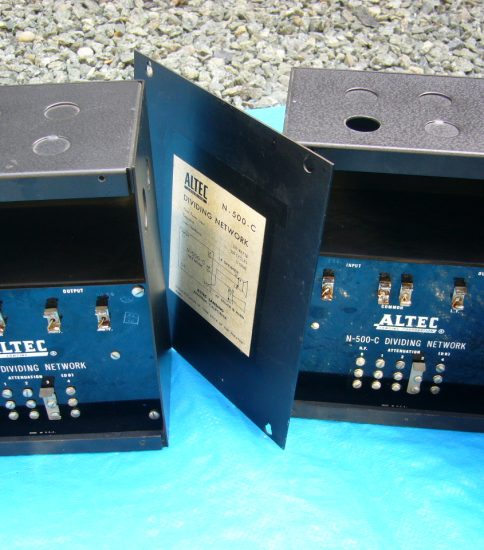 Altec N-500C Network ¥129,600/Pair
