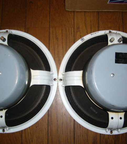 Altec 417C Speakers ¥97,200/Pair