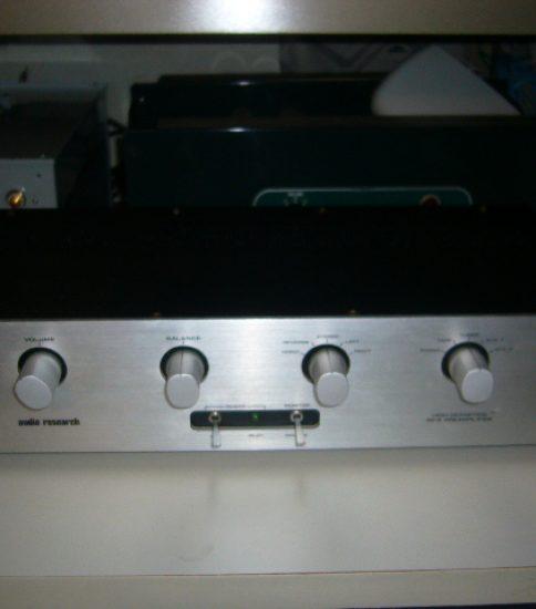Audio Research SP-6A ¥129,600