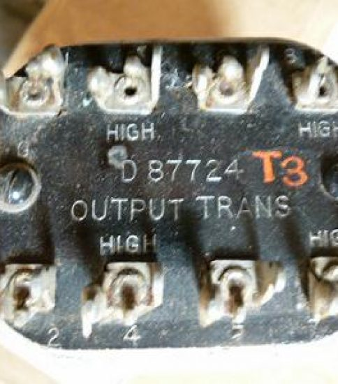 Western Electric D87724 OPT ¥Ask!!