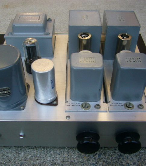Westrex RA-1573A Stereo Controll Amplifiers ¥540,000