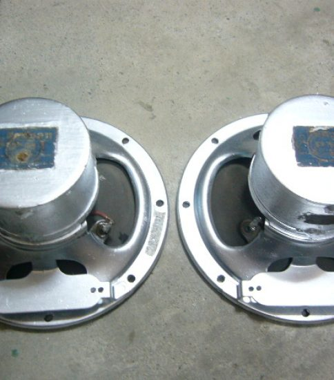 Jensen PM-6C Speakers ¥63,000/Pair