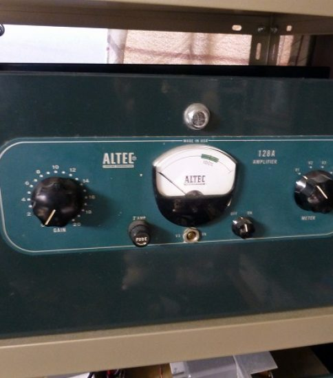 Altec 128A Power Amplifiers ¥540,000/Pair