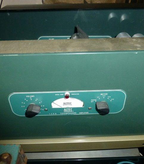 Alrec128B EL34PP Amplifiers ¥432,000/Pair