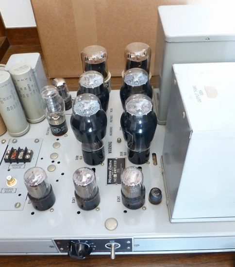 Western Electric 143C Power Amplifier ¥Sold out!!