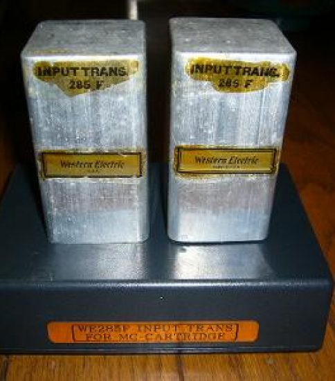 Western Electric 285F MC Step up Transformer¥432,000