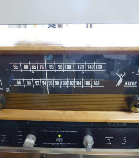 Altec 306A MONO AM/FM Tuner ¥75,600