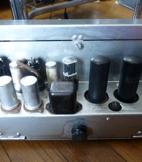 RCA MI-9257 6L6PP Amplifier ¥216,000