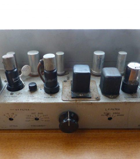 RCA Mono Preamplifier ¥129,600