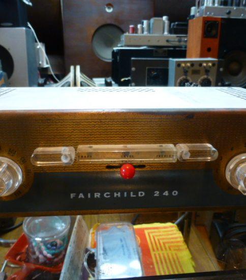 Fairchild 240 Mono Preanplifier ¥172,800
