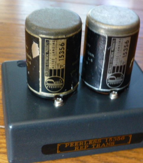 Peerless 15356 Inputtransformers ¥43,200