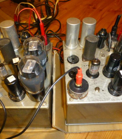 McIntosh 20W2 Mono-Power Amplifiers ¥432,000/Pair