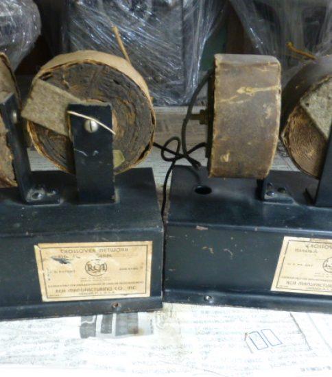 RCA MI-9476A Coils ¥108,000/Pair