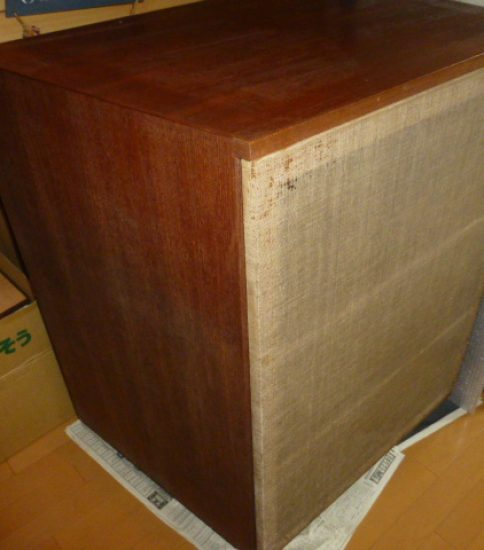 Speaker Box for 15″ Unit ¥108,000