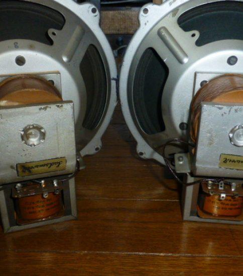 Sachsenwerk 20cm Field coil Speakers ¥162,000/Pair
