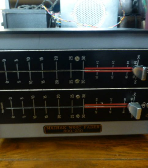 Maihak W66C Stereo Fader ¥64,800