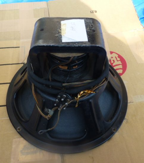 Jensen A12 Field coil type speaker Recorn ¥Sold out!!