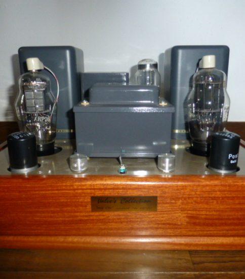 KT44 Single Stereo Power Amplifier ¥248,000