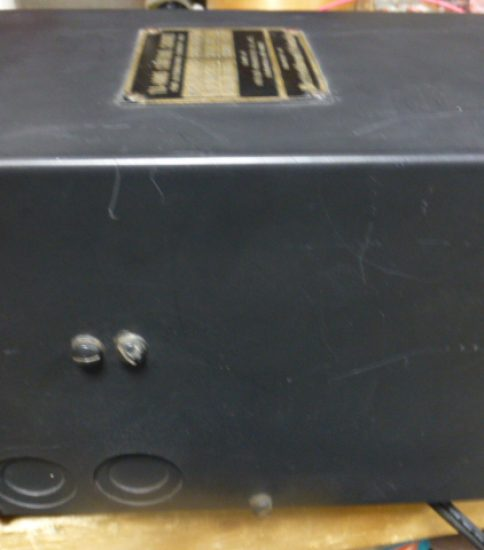 Western Electric TA-4005 control cabinet ¥Sold out!!