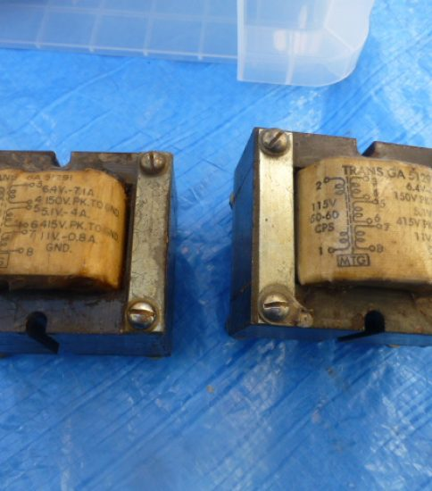 Western Electric GA51219 Power Transformers ¥Sold out!!