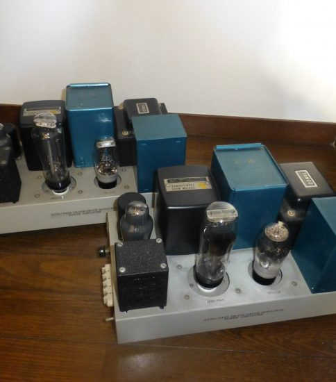 AT20/PX25 Monaural Power Amplifiers ¥378,000/Pair