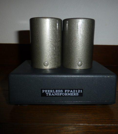 Peerless FPA2121 Transformers ¥108,000