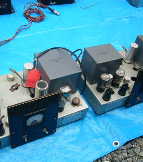IPC 1001 6L6PP Power Amplifiers ¥540,000/Pair