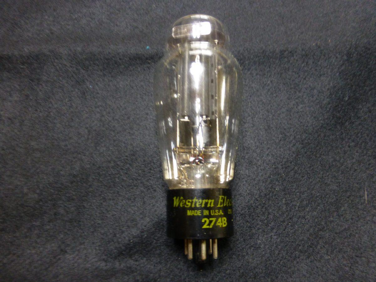 Western Electric 274B tube ¥162,000