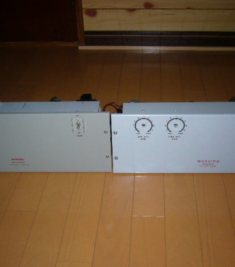 Western Electric KS-16617 6V6PP Amplifier ¥432,000/Pair