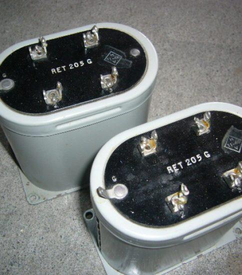 Western Electric 205G RET ¥21,600/Each