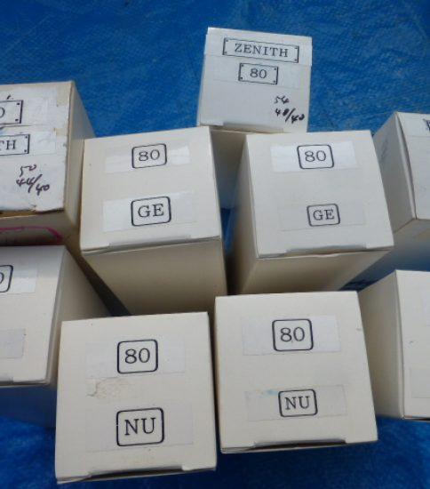USA 80 Tubes ¥4,320/Each