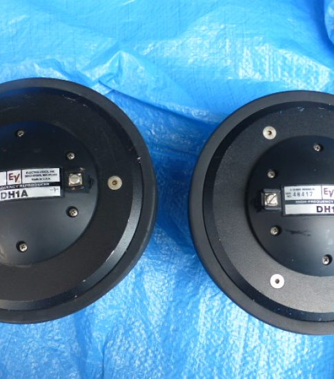 Electro Voice DH-1A Drivers ¥108,000/Pair
