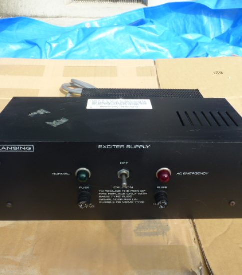 Altec Lansing 3520 DC Power Supply ¥54,000