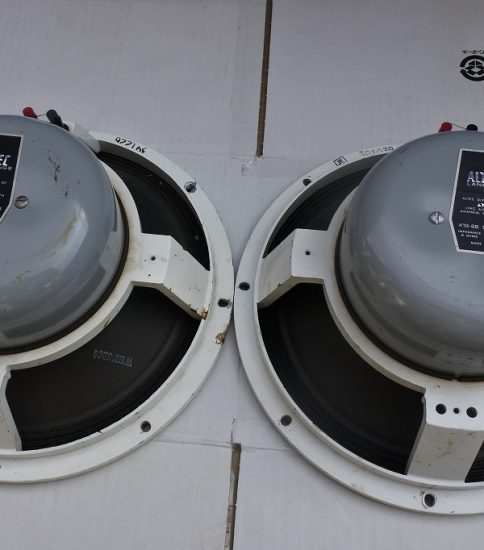 Altec 419-8B Speakers ¥129,600/Pair