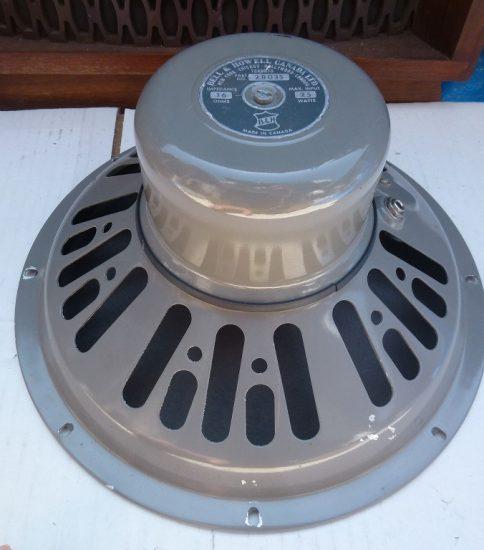 Bell & Howell 12″ Speaker ¥27,000