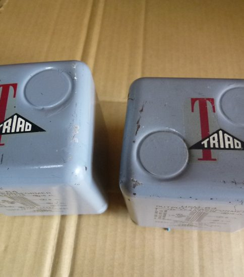 Triad HSM-84 Output Transformers ¥108,000/Pair