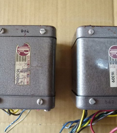 Peerless 16039 Output Transformers ¥75,600/Pair