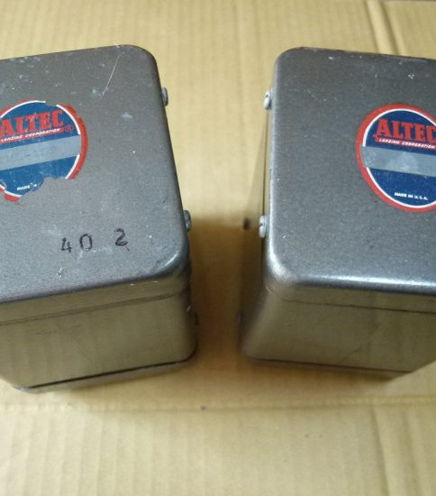 Altec TML-152 Input ransformers ¥129,600/Pair