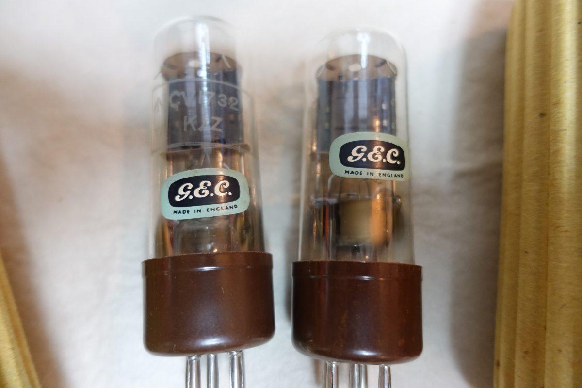 GEC CV-1732 tubes ¥16,200/Each