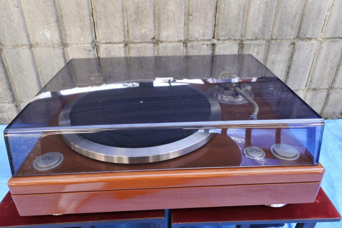 Denon DP-1300M Record Player ¥108,000