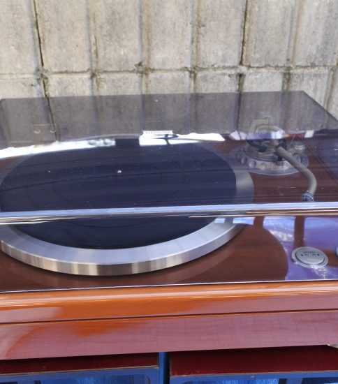 Denon DP-1300M Record Player ¥108,000