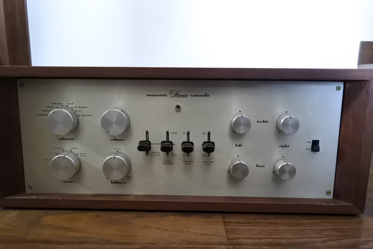 Marantz 7 Stereo Preamplifier ¥Sold out!!