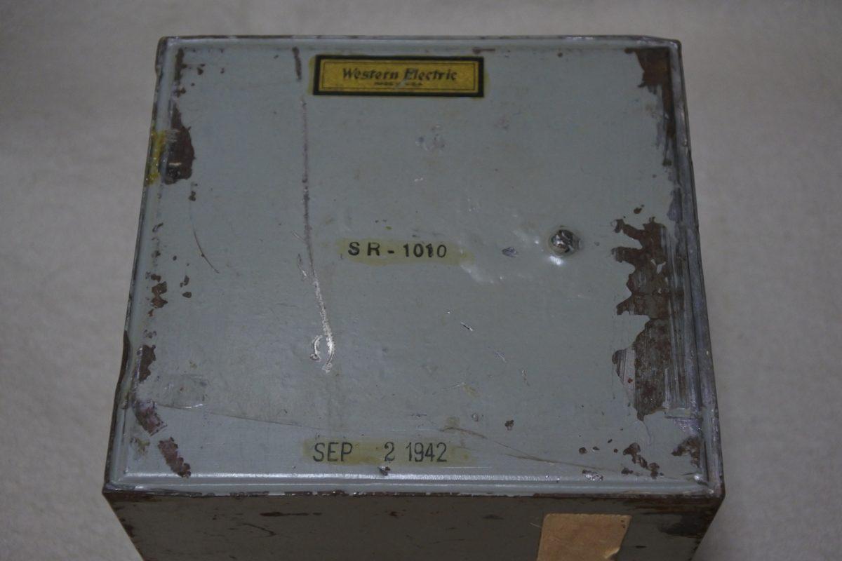 Western Electric SR-1010 Transformer ¥54,000
