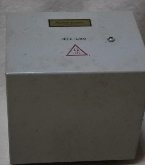Western Electric D162823 RET NIB ¥86,400