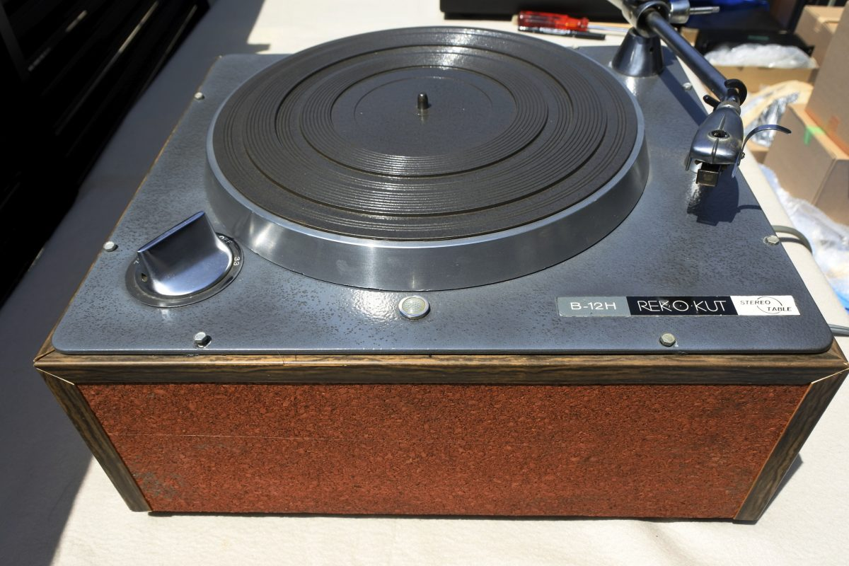 Rek-o-Kut Stereo turn table ¥194,400