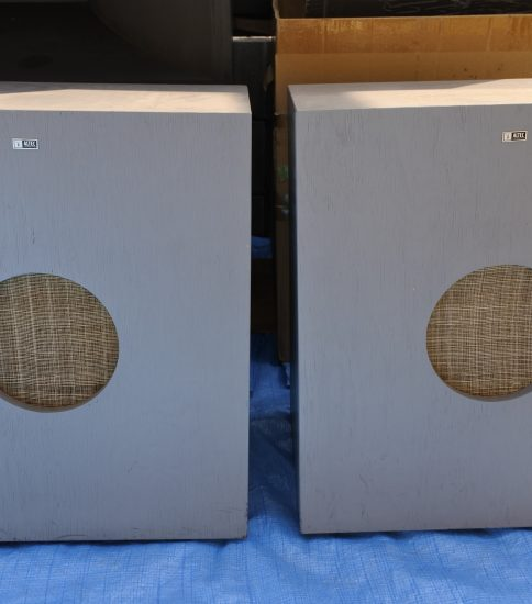 Speaker Cabinet for 8″(20cm) like Altec618B  ¥Sold out!!