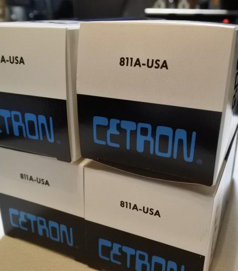 Cetron 811A Tubes NIB ¥32,400/Pair