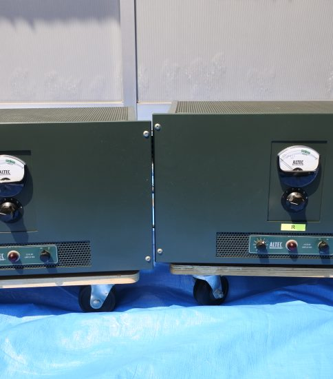 Altec 1570 BT Power Amplifiers ¥972,000/Pair